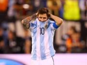 Bóng đá - Bất ngờ: Argentina - Messi có thể lỡ World Cup 2018 vì FIFA