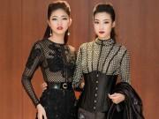 Hoa hậu Mỹ Linh, Á hậu Thanh Tú gây sốc vì quá lạ