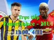 Bóng đá - Chi tiết Fenerbahce - MU: Rooney bỏ lỡ cơ hội (KT)