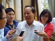 """Tin tức trong ngày - Thượng tướng Lê Quý Vương nói về vụ Vũ Đình Duy """"ra nước ngoài"""""""