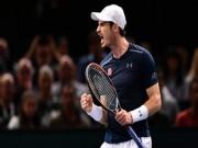 Murray - Berdych: Ngôi vị bá chủ đã ở rất gần (TK Paris Masters)