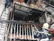Tin tức trong ngày - Cháy nhà khu phố Tây, nghi do thanh niên ngáo đá đốt