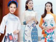 """Hoa - á hậu HHVN 2016, ai nói tiếng Anh  """" đỉnh """"  nhất?"""