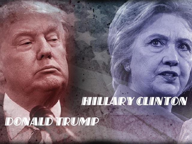 Thế giới - [Đồ họa] Khác nhau như nước với lửa giữa Trump và Clinton
