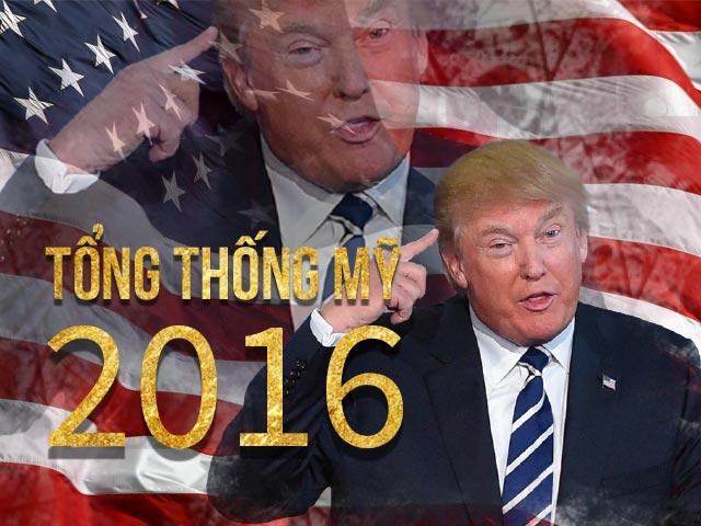 Thế giới - [Đồ họa] Đường đến ghế tổng thống Mỹ của Donald Trump