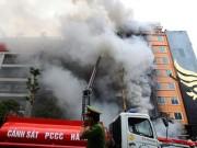 Cháy quán karaoke 13 người chết: Khởi tố chủ quán, thợ hàn