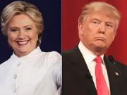 Bà Clinton vẫn còn cơ hội cuối cùng làm Tổng thống Mỹ