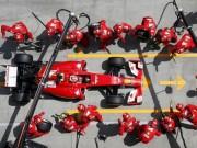 Đua xe F1 - Tầm quan trọng của chiến thuật pit-stop trong F1