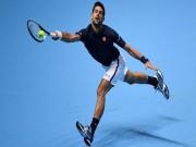 Djokovic - Thiem: Sở thích ngược dòng (ATP Finals 2016)
