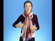 8 cách thắt khăn mùa đông mà chàng và nàng đều mê tít
