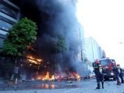 Cháy quán karaoke 13 người chết: 3 bị can mắc lỗi gì?