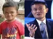 """TQ: Cậu bé được  """" quý nhân phù trợ """"  vì quá giống Jack Ma"""