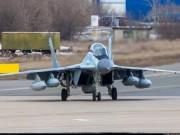 Thế giới - Chiến đấu cơ Mig-29 Nga vỡ tan khi hạ cánh ở tàu sân bay