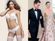 Miranda Kerr: Cô vợ tỷ phú quyến rũ nhất thế giới