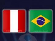 """Peru - Brazil: Điệu Samba quyết  """" phục hận """""""