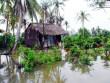 Vỡ bờ bao ven sông Sài Gòn, nhiều người dân trắng tay