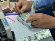 Tài chính - Bất động sản - Giá USD trong ngân hàng tăng mạnh