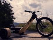 Thế giới xe - Hướng dẫn cách tự chế xe đạp drift cực chất