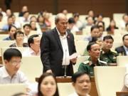Bộ trưởng Bộ Nội vụ chưa trả lời câu hỏi về vụ Trịnh Xuân Thanh