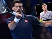 Djokovic - Goffin: Thắng thần tốc (ATP Finals)