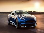 Aston Martin Vanquish S nâng cấp động cơ, giá 6,6 tỷ đồng