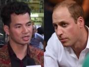 Phim - Xuân Bắc nói gì với hoàng tử William trên phố Hà Nội?