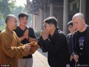 Phim - Bất ngờ với tin Lý Liên Kiệt đi tu ở tuổi 53
