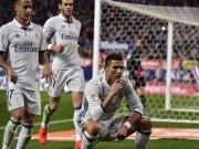 """Bóng đá - Real – Ronaldo cùng giải hạn trước """"cái gai"""" Atletico"""