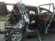 Tai nạn cao tốc Hà Nội-Thái Nguyên: 2 tài xế khai gì?