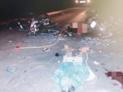 Vụ tai nạn ở Bà Rịa-Vũng Tàu: Nạn nhân thứ 5 tử vong