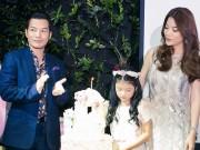 Phim - Trương Ngọc Ánh cùng Trần Bảo Sơn mừng sinh nhật con gái