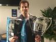 Tennis 24/7: Murray được VIP, SAO chúc mừng tới tấp