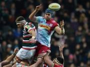 """Thể thao - Liều mình: Sao rugby gãy ngón tay vẫn """"đòi"""" thi đấu"""