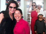 Đời sống Showbiz - Mẹ đẻ người Việt đòi Brad Pitt và Angelina Jolie trả lại Pax Thiên