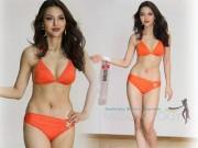 Màn bikini của đại diện Việt lấn át đối thủ tại HH Siêu quốc gia