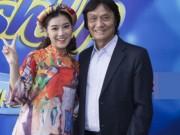 """Hoàng Yến Chibi  """" hoán chuyển bất ngờ """"  cùng NSƯT Quang Lý"""