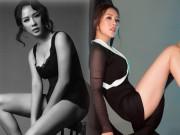 Làm đẹp - Hoa hậu tuổi 40 thon nuột khó tin hơn gái 18,20