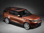 Land Rover Discovery 2017: Cho các gia đình ưa mạo hiểm