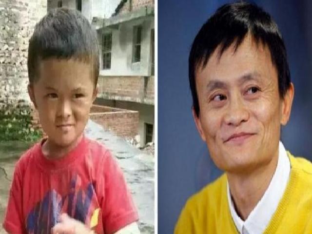 Cậu bé giống hệt Jack Ma gặp rắc rối vì nổi tiếng