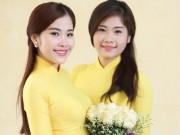 Chị sinh đôi của HH Nam Em từng từ chối nhiều đại gia
