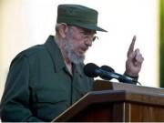 Cuộc đời oanh liệt của Fidel Castro qua 16 bức ảnh