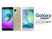Dế sắp ra lò - Samsung Galaxy A5 (2017) sẽ có 4 tùy chọn màu