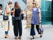 Mặc váy trùm quần: Tại sao không thử?