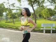 Người đẹp Đào Thị Hà luyện dáng sexy mà chẳng cần gym