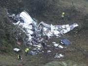 Máy bay chở đội bóng Brazil rơi: Sự trùng hợp kỳ lạ