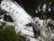 Máy bay chở đội bóng Brazil rơi vì vượt giới hạn?