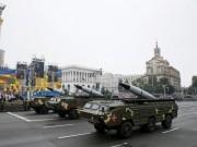 Ukraine tập trận tên lửa giáp Crimea khiến Nga nổi giận