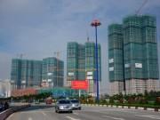 Tài chính - Bất động sản - Giao dịch nhà, đất tại một số khu vực đang nóng