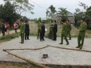 Phút đấu trí nghẹt thở tước vũ khí nghi phạm thảm án Hà Giang