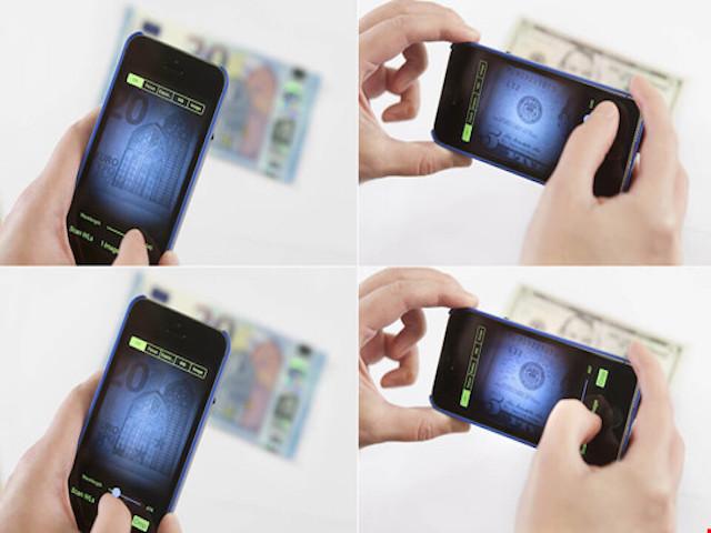 Camera iPhone có thể thấy những thứ bạn không tưởng
